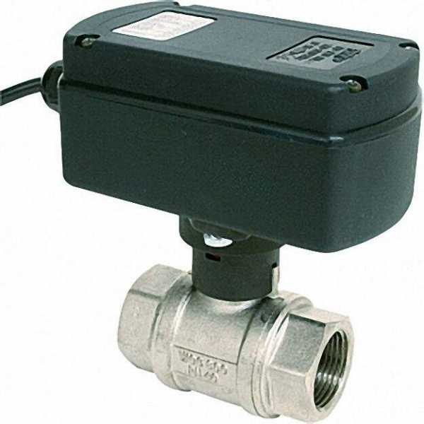 2/2 Wege Elektro-Kugelventil 1/2'' Typ EMV 110 Serie 800 IGxIG