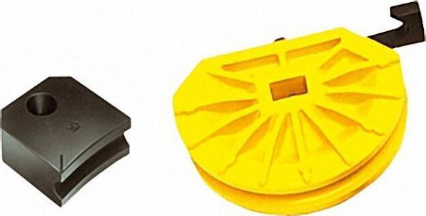 REMS Curvo-Zubehör Biegesegment und GleitStück Größe:12mm Radius:45mm