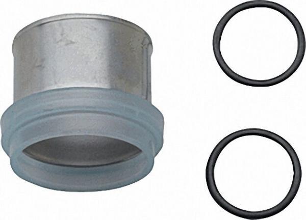 Ersatzteilset für MSVR bestehend aus Schiebehülse, Ring, Ersatz O-Ring, 14mm