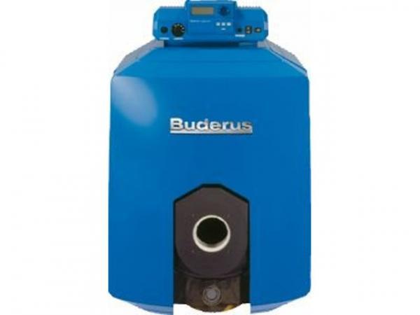 Buderus Logano G125-28 Eco, MC10 Öl-Gussheizkessel mit Regelgerät Logamatic MC10