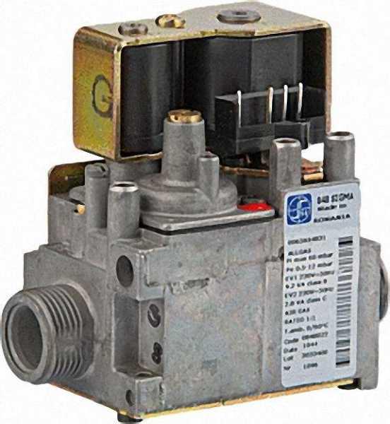 INTERCAL Gasventil passend für Ecoheat Gas H15/HS15/S30 Referenz-Nr.: 88.20270-0440