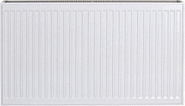 Ventil-Heizkörper Mittel- Anschluss 6-fach 1/2'' 22/900/400 Farbe: RAL 9016