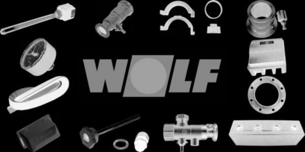 WOLF 1800137 Frontdeckel rechts