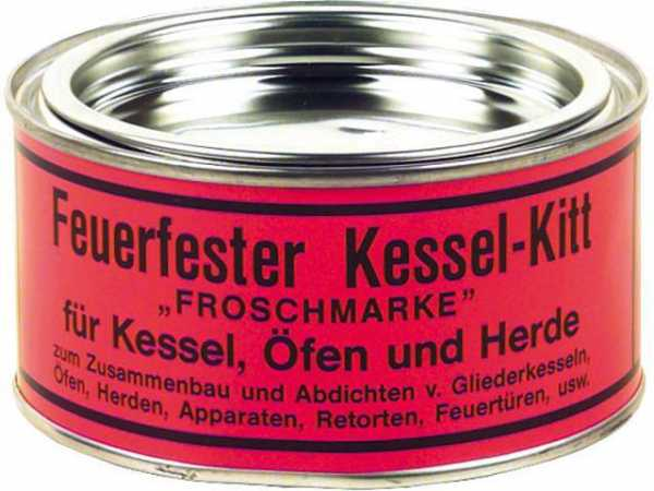 Feuerfester Kesselkitt 250 g VPE: 1 Stück Nr.: 5330