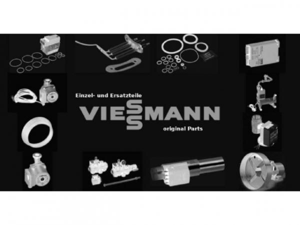 Viessmann Leitungsbaum Regelungsblech 7874121