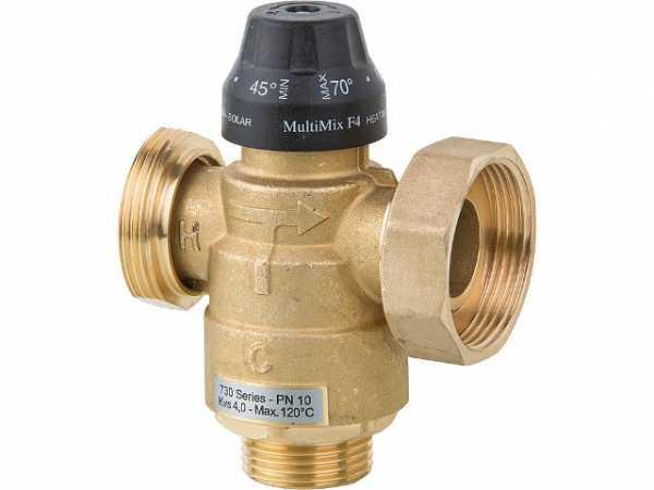 Thermisches Mischventil zu EasyflowFresh 1 1 bis 40 l/min, kvs 4,0