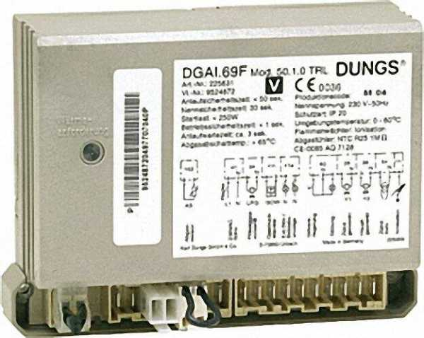 Gasfeuerungsautomat Viessmann Referenz-Nr.: 7383150