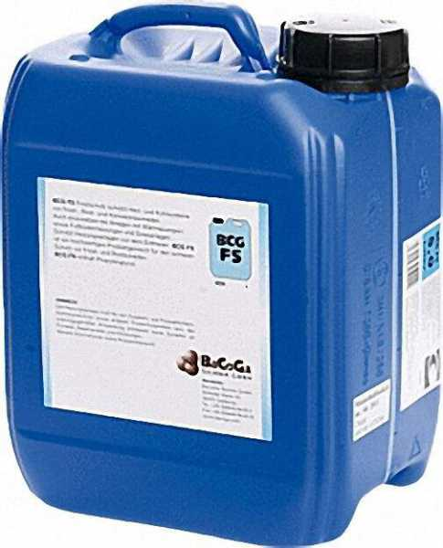 BCG -für Frostschutz Kanister = 10 Liter