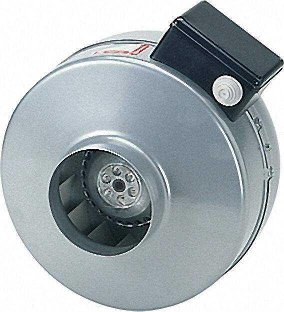 0080.0270 Radial-Rohrventilator ERR 10/1