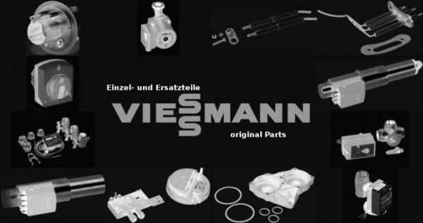 VIESSMANN 5077342 Griff f. Luftklappe (Flammino