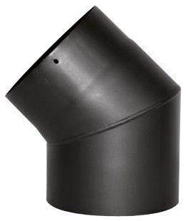 920494 Rohrbogen 45° Stahl Gussgrau