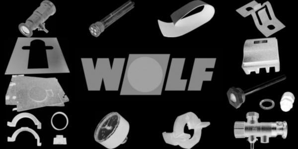 WOLF 8885701 Gasstrecke komplett