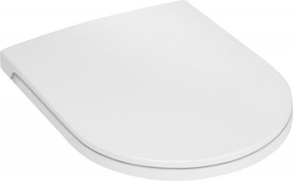 WC-Sitz Fusion, Standard, weiß, BxHxT:355x40x470mm