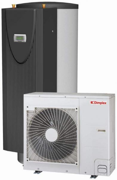 DIMPLEX 366700 LAW 9IMR Split Luft/Wasser-Wärmepumpe ''Splydro''