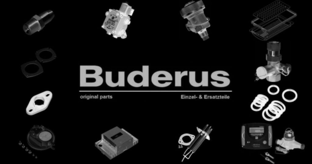 Buderus 87185727050 Anode D33x1400mm everp