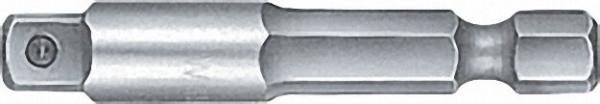 Werkzeugschaft, Form E6, 3 Typ 7240, 1/4 x 1/4 x 50