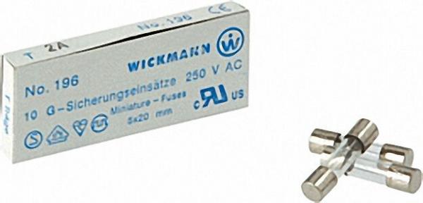 Sicherung T 2A 0020067507 ersetzt 25-1955+13-0037 10 Stück