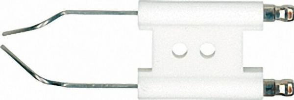 Doppelzündelektrode für Olymp DV bis 86, Anschluss 6,3mm 140253