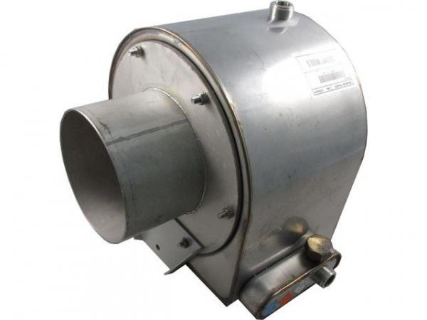 WOLF 8905023 Wärmetauscher CSK(beinhaltet Pos. 20 bis 60)
