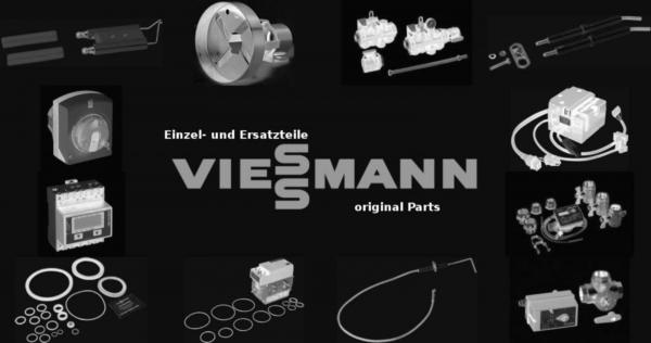 VIESSMANN 7813424 Steckverbinder 6-pol sw