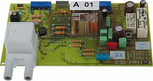 Gasfeuerungsautomat 10-0565