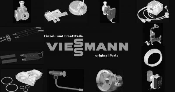 VIESSMANN 7827169 Kesselanschluss-Stück D=70/125-64,5