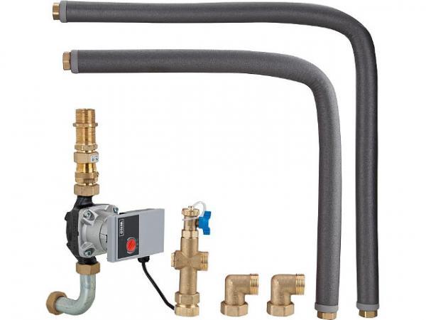 Speicherladepumpenset mit HE- Pumpe für Tiefspeicher TS 150/200