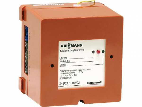 VIESSMANN 7838536 Brenneransteuerung GLZ einstufig Mod.2, ersetzt 7822648, 7251704, 7812928