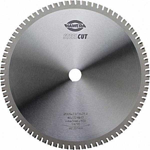 Kreissägeblatt Metal Cut Z80 305x2, 2x25, 4mm