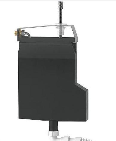 Schlauchbox für Wannenrandmontage für Handbrause