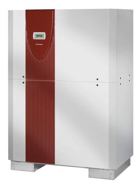 DIMPLEX 368550 WI95TU Hocheffizienz Wasser/Wasser-Wärmepumpe - 2 Leistungsstufen