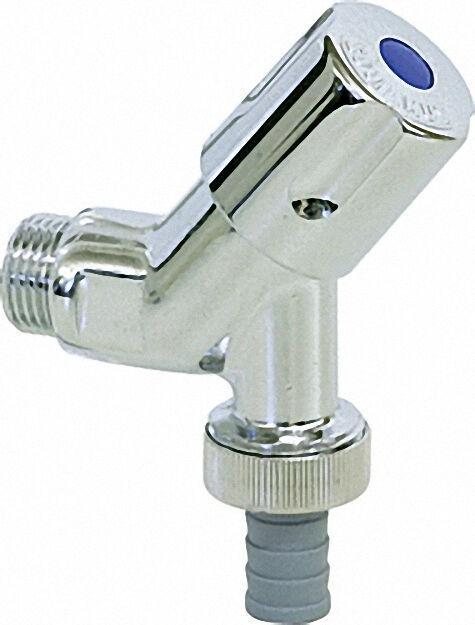 Geräte-anschluss-ventil 1/2'' mit Rückflußverhinderer