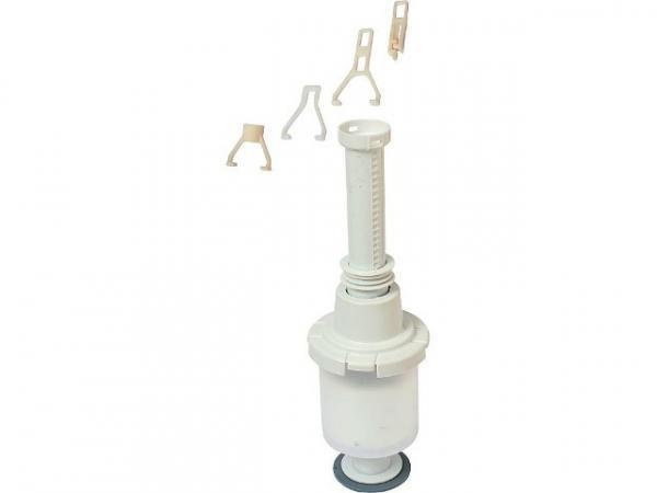 GEBERIT Universal-Heberglocke mit Teleskop-Standrohr für AP-und UP-Spülk. Referenz-Nr.: 240.113.00.1