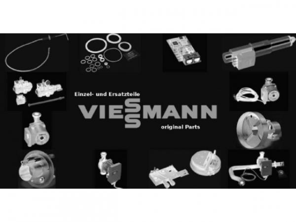 Viessmann Vorderblech oben links 7144548