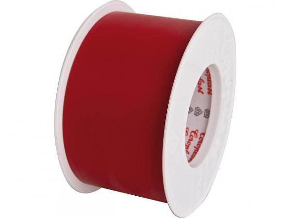Elektroisolierband rot, Breite 30 mm, Länge 25 m, 1 Stück