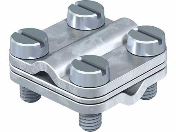 Schellen-Abzweigklemme Leitungen 4-16mm² Typ 470 / 1 Stück