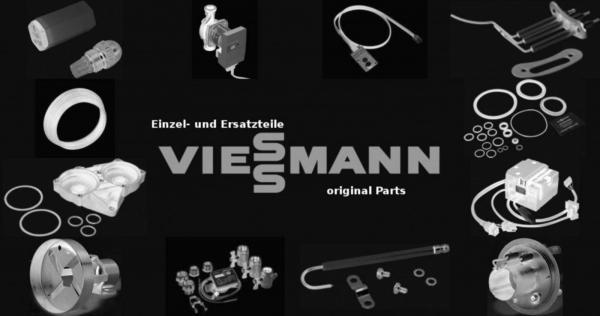 VIESSMANN 7810830 Fuss Rotorange RAL 2001