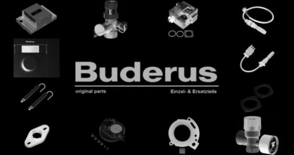 """Buderus 7736600766 TAS mit 1,3m Kapillare, IG 3/4"""" everp"""