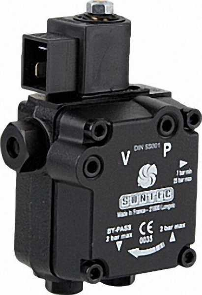 SUNTEC - Ölbrennerpumpe AS 47 C 7438 4P 0500 auch Ersatz für Eckerle