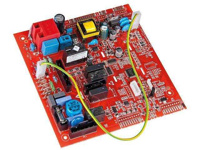 Leiterplatte Feuerungsautomat passend für Itaca Giava Madeira ab Bj. 0