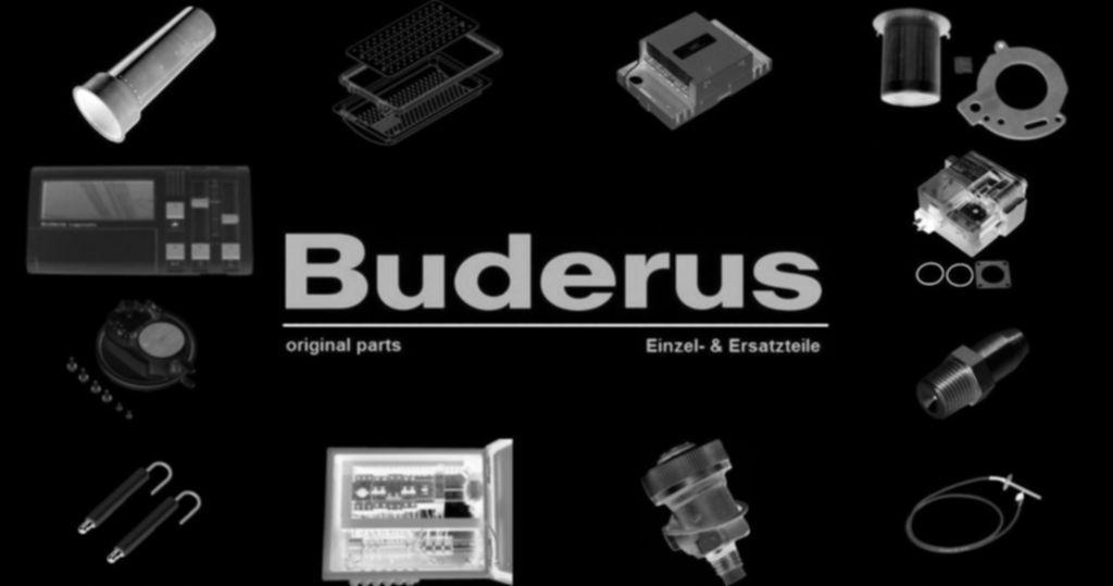 Buderus 8718599400 Kugelhahn DN32 HSM V3 everp