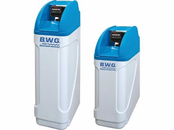B.W.G. Kabinett Wasserenthärtungsanlage Hanseat Compact 60 CC- computergesteuert