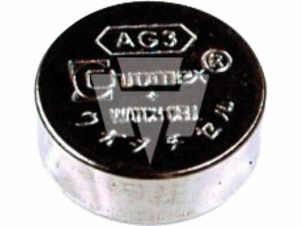 PANASONIC Knopfzellen-Miniatur-Batterie Typ SR 626 SWEP