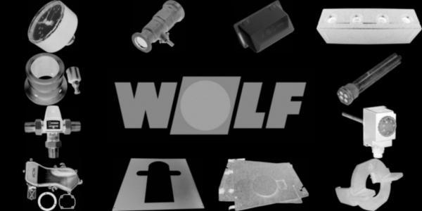 WOLF 8750051 Umrüstsatz auf Flüssiggasfür NG-31E-90/NG-31ED-180