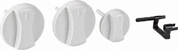 VAILLANT Knopfür grau, Set mit 3 Stück Vaillant 11-4288