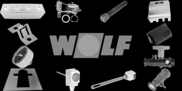 WOLF 8902510 Umrüstsatz auf Erdgas E für FNG-10