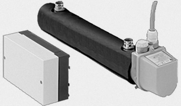 VIESSMANN Z007884 Heizwasser-Durchlauferhitzer (3/6/9 kW), für Vitocal Wärmepumpen