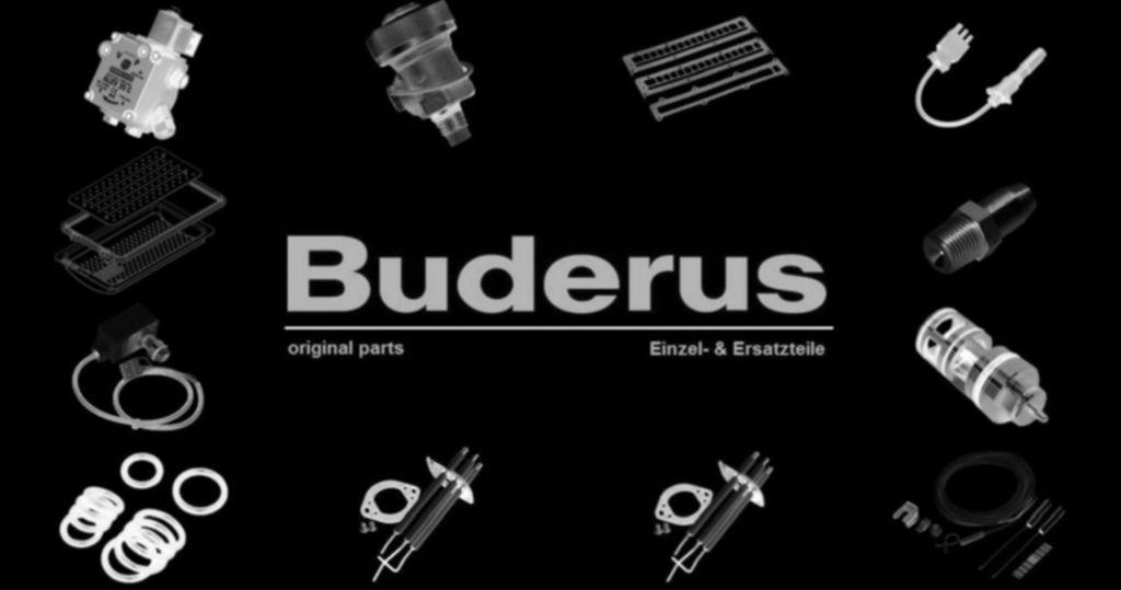 Buderus 87185320460 Kugelhahn DN32