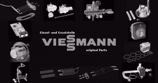 VIESSMANN 7828323 Spül- Befüllarmatur mit Dichtungen