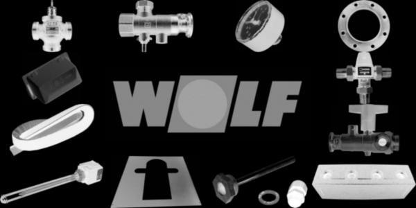 WOLF 8908243 ET-Set Motorhalteblech TOB